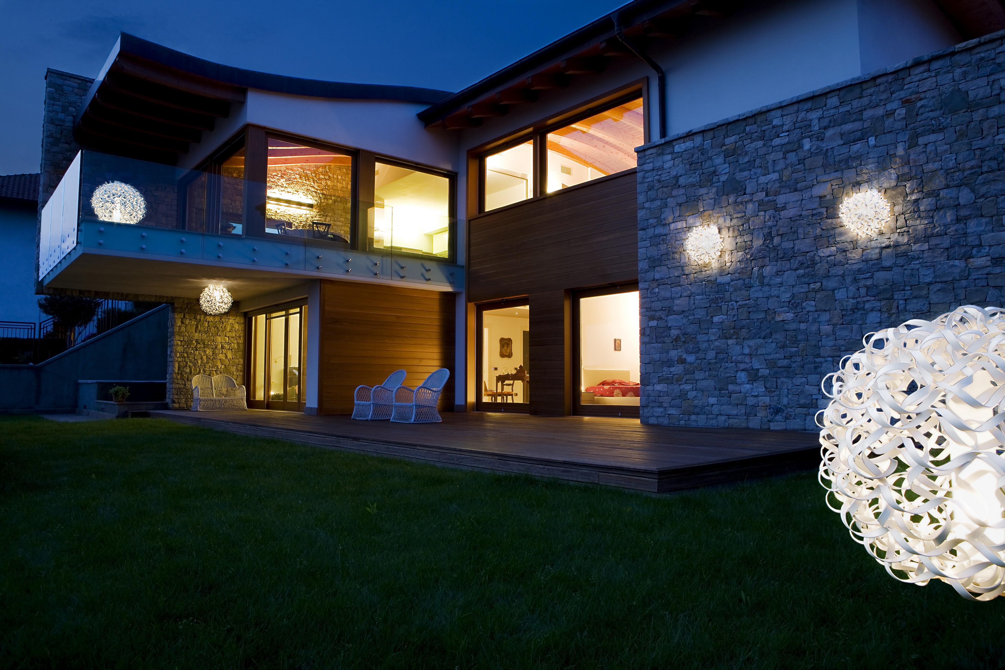 Blog design en luminaires mobilier et d coration for Luminaire terrasse bois