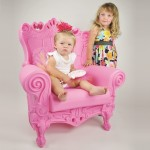 Fauteuil Design of Love Little Queen of Love Belgique et France www.andeo-shop.com