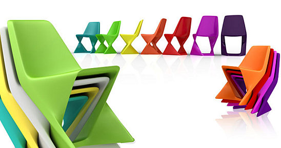 Chaises Qui est Paul Iso www.andeo-shop.com