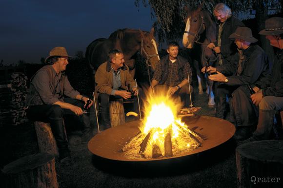 Coupe de feu extremis qrater blog design luminaire mobilier d coration for Brasero de jardin belgique