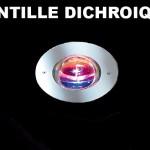 LENTILLE DICHROIQUE pour puntozero zero