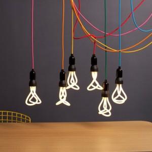 Ampoules Economiques Plumen et soquet
